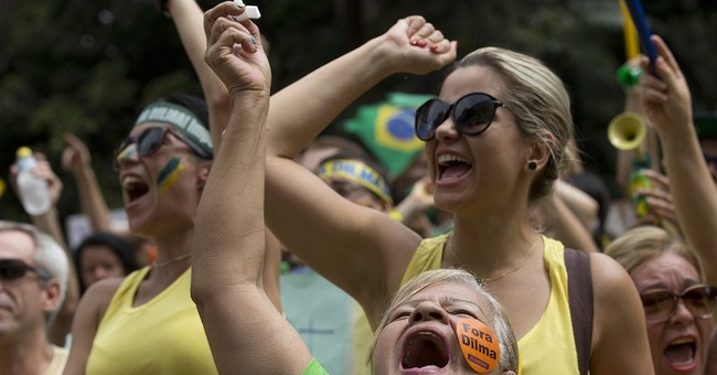Brazil leader facing turbulence, but ouster unlikely