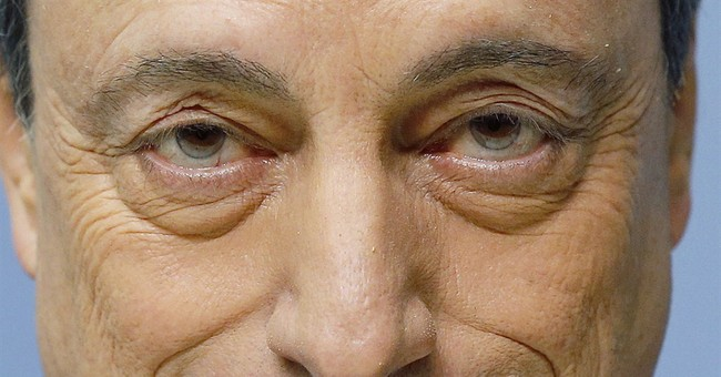 Draghi: Sustained recovery arriving in Europe, reform needed