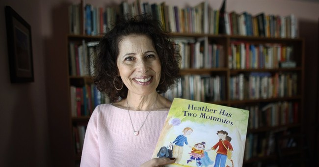 AP Exclusive: 'Heather Has Two Mommies' revised, updated