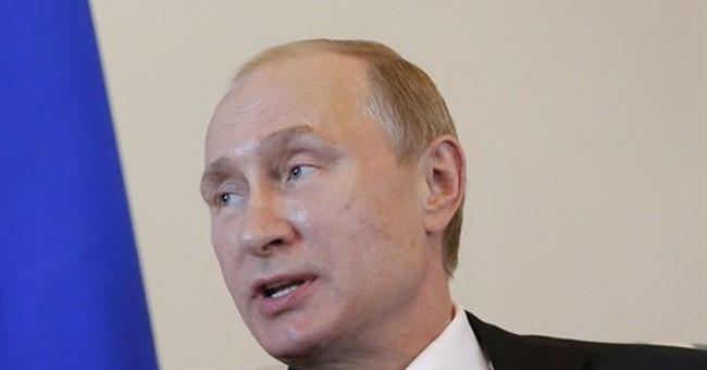 Putin reappears in joking mood after 10-day absence