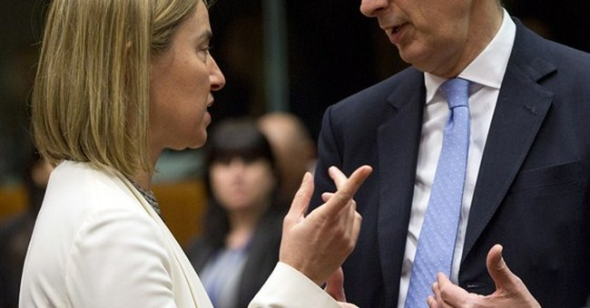 EU seeks ways to back Libya peace talks