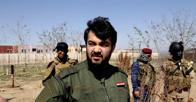 Sunni brigade forms unlikely alliance with Shiite militias