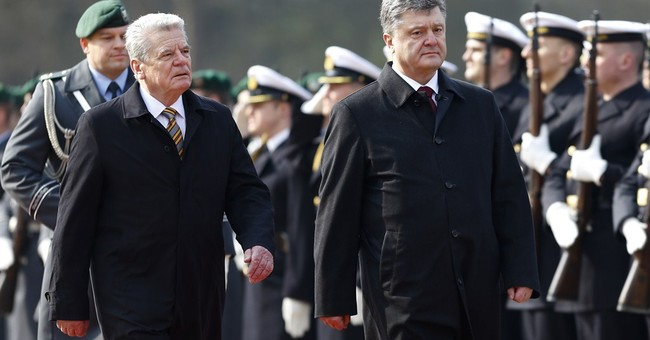 Germany won't recognize annexation of Crimea, 1 year on