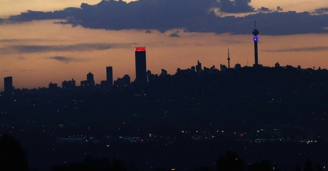 South Africa's power blackouts generate frustration, humor