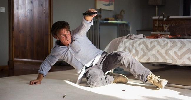 Review: Sean Penn flexes action-hero muscles in 'Gunman'