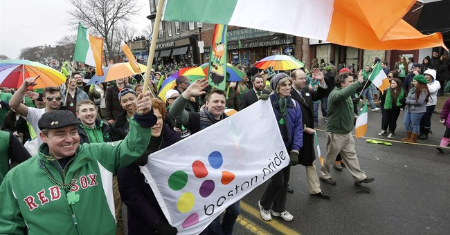 Talks to save Belfast power-sharing overshadow St Pat's Day