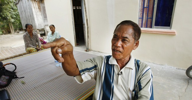 TV show reunites Cambodian families scattered by Khmer Rouge