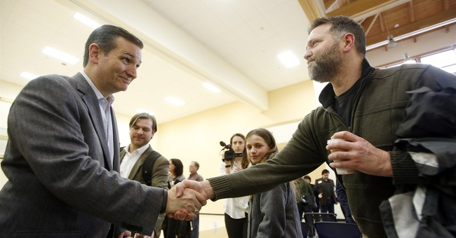 Cruz hones pitch as he visits New Hampshire voters