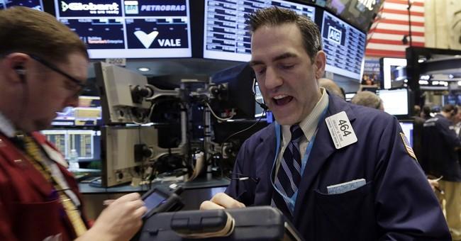 Stocks break a 3-week slump and end higher; oil price sinks