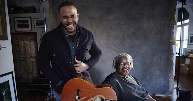 At SXSW, folk-roots mother-son duo build buzz