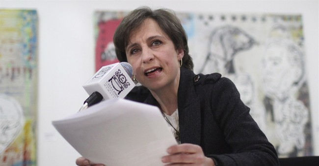 Mexican journalist fired; had revealed presidential scandal