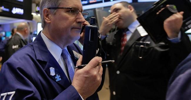 US stocks gain in midday trade, breaking a 3-week slump