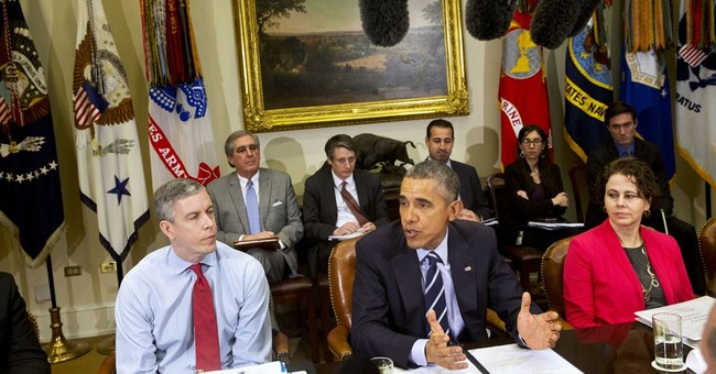 Obama says he's prepared to fight GOP over education