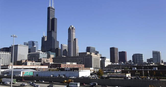 Blackstone buying Chicago's Willis Tower for undisclosed sum