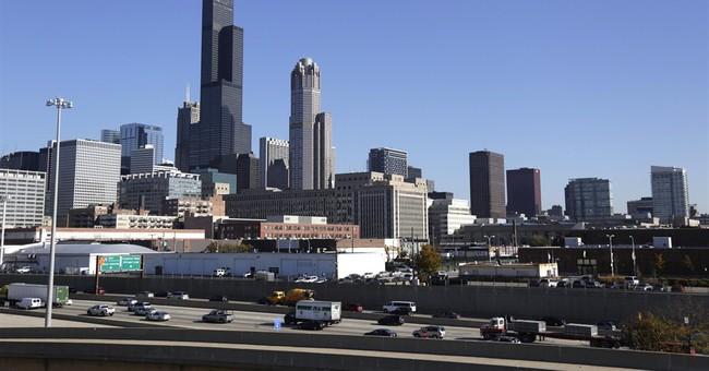 Blackstone buying Chicago's Willis Tower for undisclosed sum