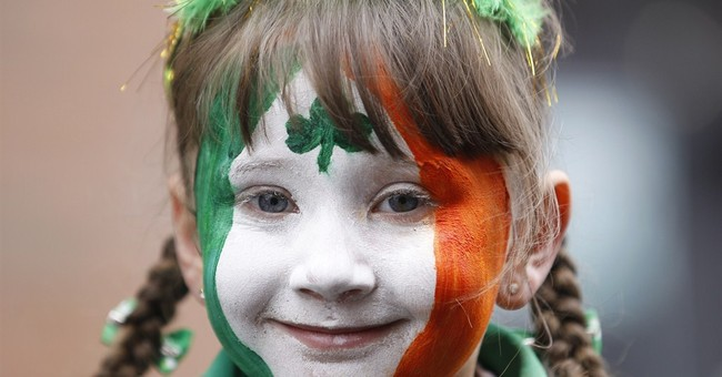 Parades, parties as St. Patrick's Day dyes the world green