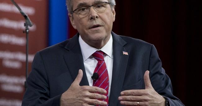 Jeb Bush rejects idea of raising federal minimum wage