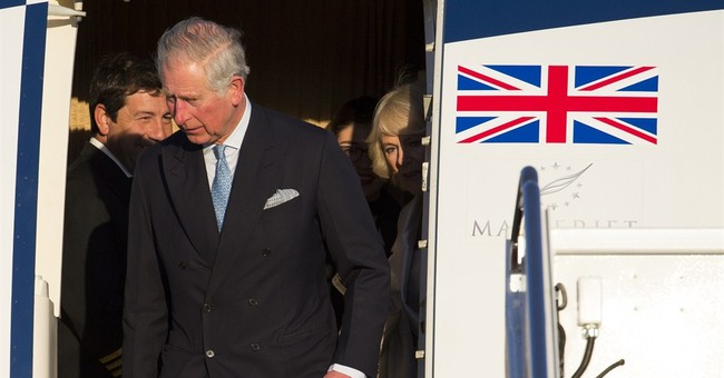 Prince Charles, Camilla in US capital; will meet with Obama
