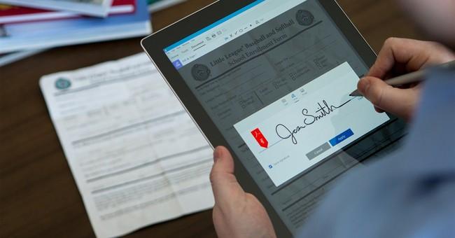 E-signature, mobile tools in Adobe PDF subscription service