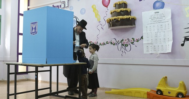 Israel's Netanyahu emerges with slight edge after tight race