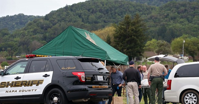 2 dead at Napa County vineyard in apparent murder-suicide