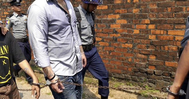 Myanmar court jails New Zealand man for insulting Buddha