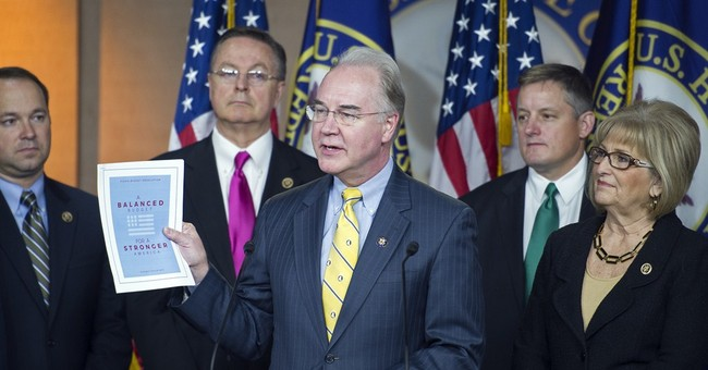 House, Senate panels adopt balanced-budget plans