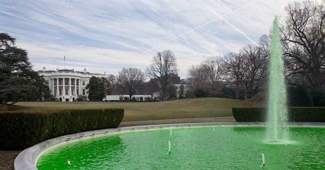 Obama on St Patrick's Day touts immigrant tradition in US