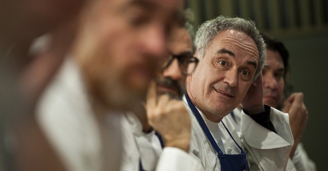 World's top chefs say eat small fish to make big difference