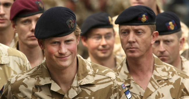 Prince Harry will train with Australian army next month