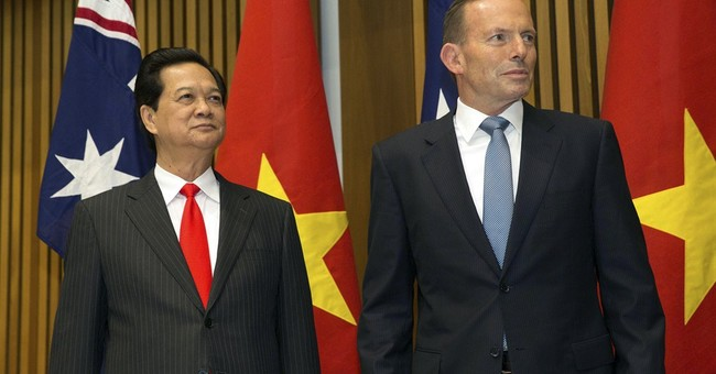 Vietnam and Australia leaders agree to closer defense ties
