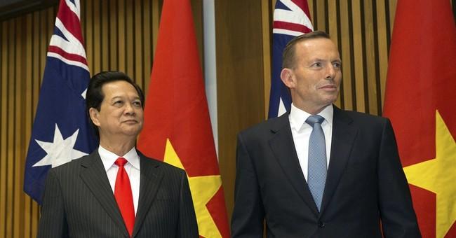 Vietnam and Australia leaders agree to closer defense ties