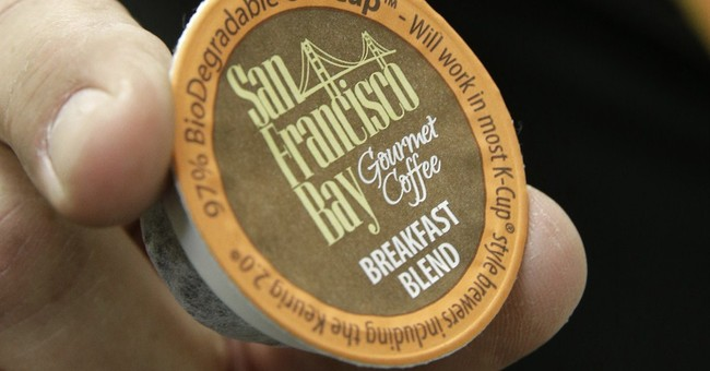 In battle for coffee pod market, it's Keurig vs. recyclables