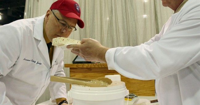 Ohio cheesemaker's Swiss wheel wins national cheese contest