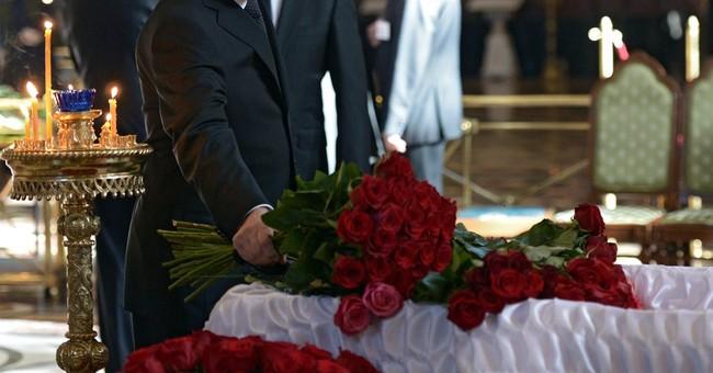 Revered Russian writer Valentin Rasputin dies at age 77