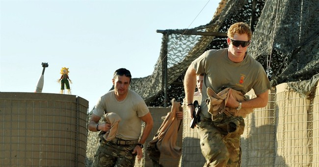 No ordinary job seeker: Prince Harry looking for work