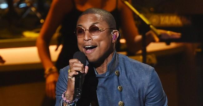Pharrell Williams chosen as fashion icon of the year