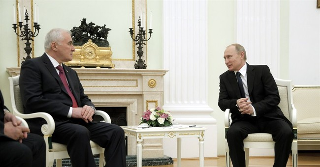 Putin signs treaty integrating South Ossetia into Russia