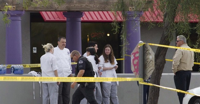 Ex-convict arrested in Phoenix-area shootings that killed 1