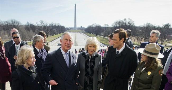 Prince Charles, Camilla get royal tour of Washington, DC