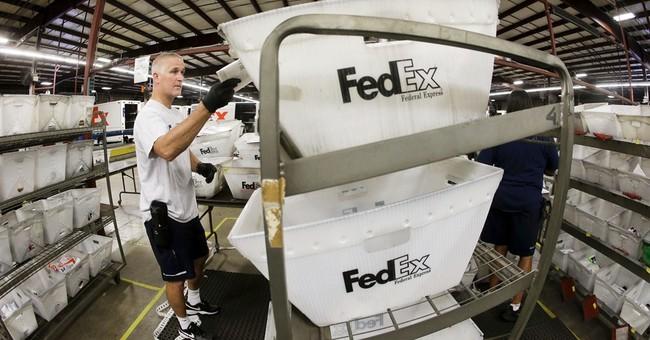FedEx 3Q profit jumps, but revenue, outlook disappoint