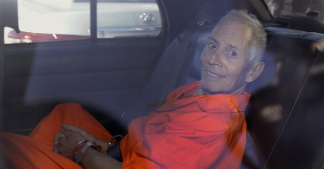 Lawyers: Millionaire Robert Durst illegally arrested