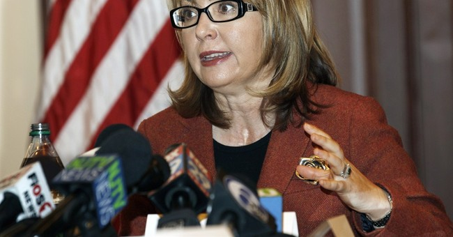 Gabby Giffords: Women important to push against gun violence