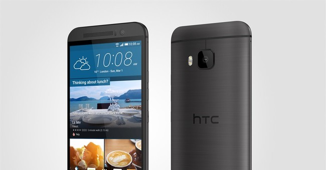 Smashed your HTC One? No problem, they'll replace