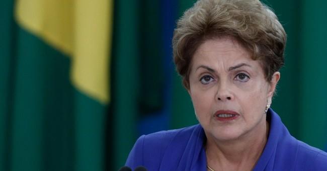 Brazil president announces anti-corruption measures