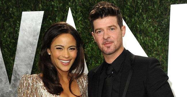 Paula Patton, Robin Thicke granted divorce in Los Angeles