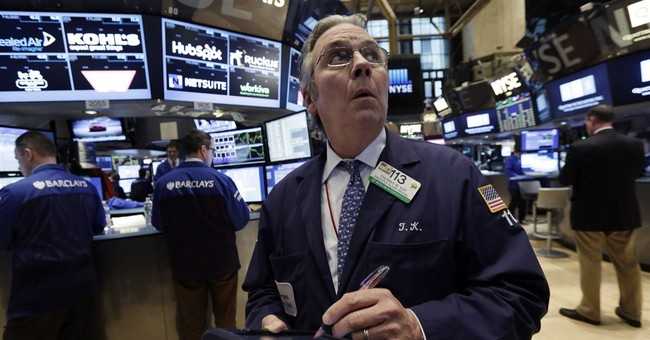 Stocks, bonds rise after Fed indicates no hurry on rate hike