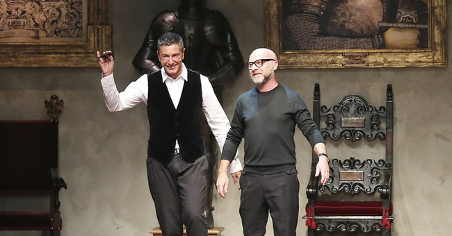 Correction: Hollywood Stylists-Dolce & Gabbana story