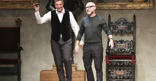 Correction: Hollywood Stylists-Dolce & Gabbana story