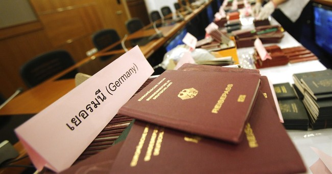 Thailand arrests Iranian accused of passport forgery crimes